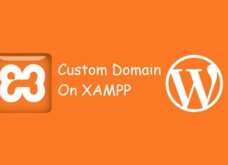Use Custom Domain Instead of LocalHost in XAMPP