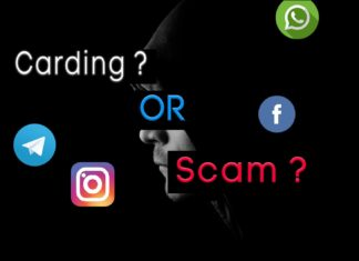 Carding Product is Scam