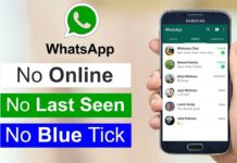 Send WhatsApp Messages Without Changing Last Seen